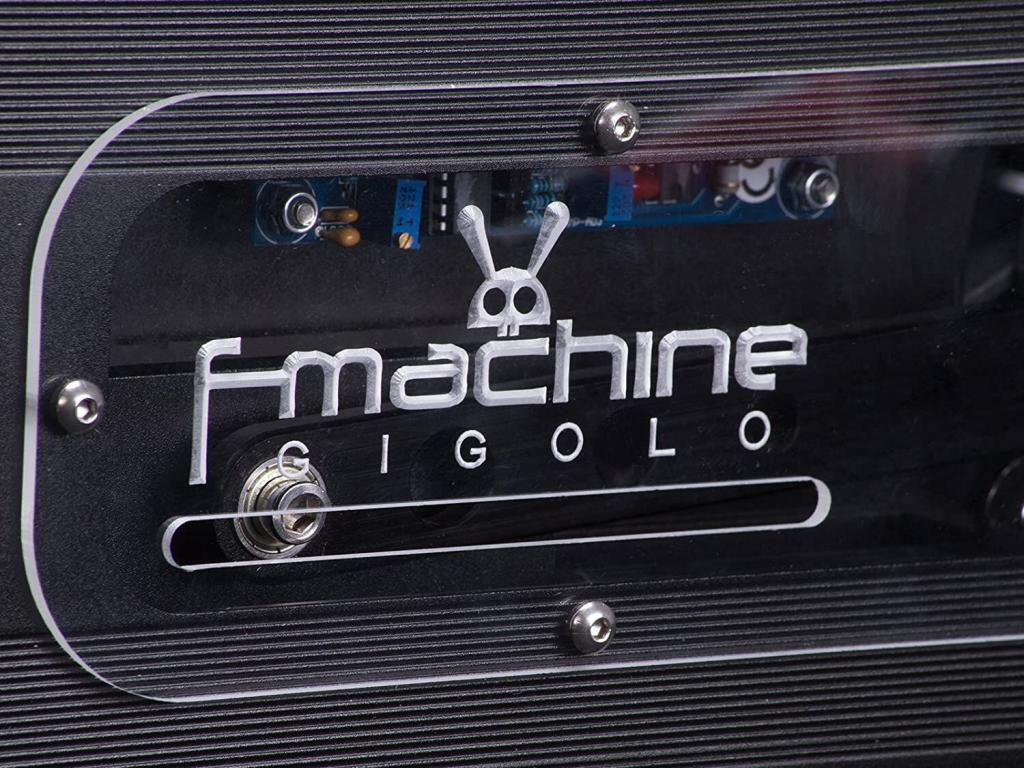 the gigolo love machine Sexmaschine