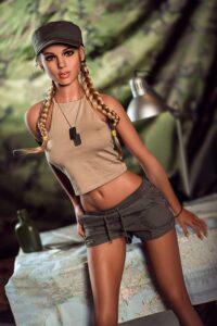 Sexpuppe kaufen gummipuppe sexdoll liebespuppe geil blond 166cm